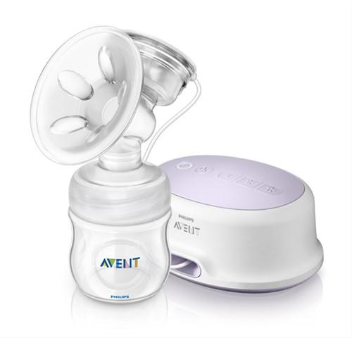 PHILIPS AVENT odsávačka mateřského mléka Natural elektronická