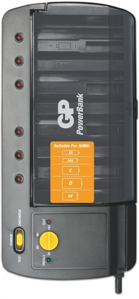 GP nabíječka baterií PB320S