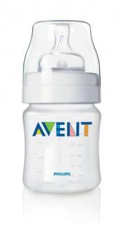 Kojenecká láhev Avent (PP) bez BPA 125ml