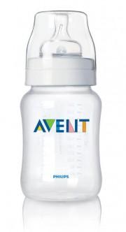 Kojenecká láhev Avent (PP) bez BPA 260ml