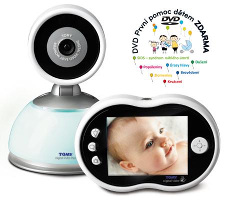 Digitální video chůvička TOMY TD450