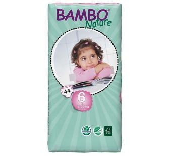 Plenkové kalhotky BAMBO NATURE XL 16-30 KG 44 KS