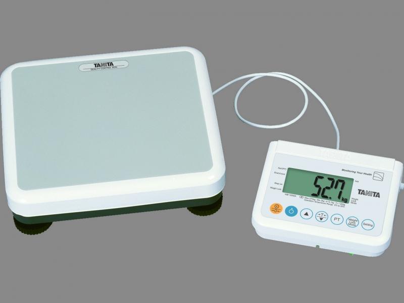 Lékařská digitální váha Tanita WB 150MA S