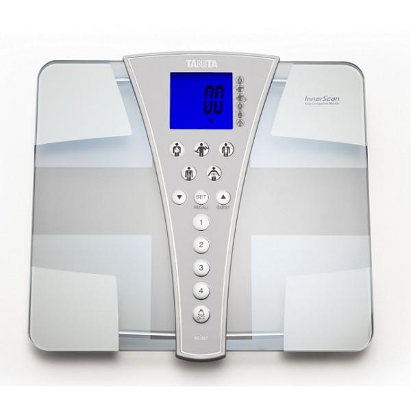 Osobní váha s tělesnou analýzou Tanita BC-587