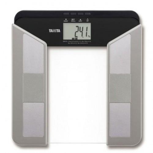 Moderní skleněná digitální váha Tanita UM - 075