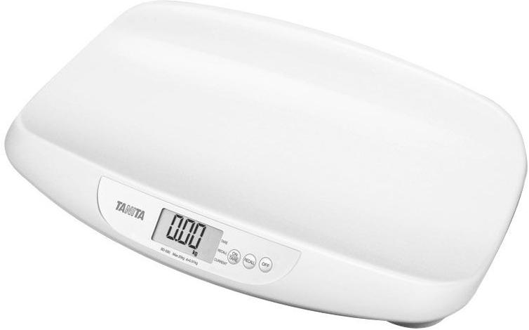 Lehká a kompaktní kojenecká váha Tanita BD 590