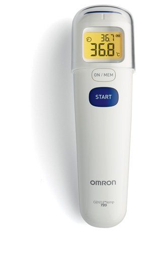 Infračervený multifunkční teploměr OMRON Gentle Temp 720