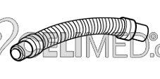 Inhalační hadice SEBS, typ S, 30 cm pro OMRON NE-U17