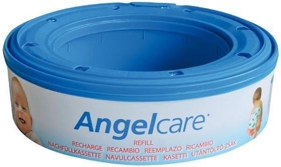 Náhradní kazeta Refill 1 ks pro koš na dětské pleny Angelcare