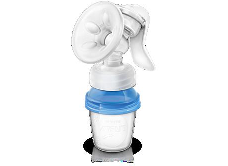 Odsávačka mateřského mléka Philips AVENT Natural s VIA systémem