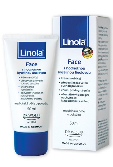 Linola Face (Gesicht) 50ml