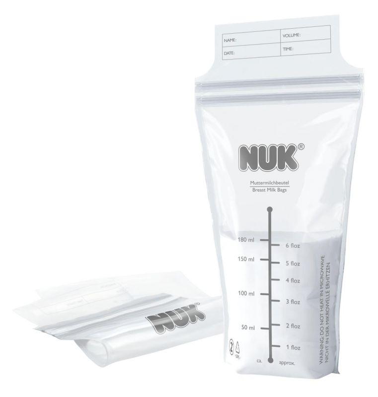 NUK Sáčky na mateřské mléko 25 ks