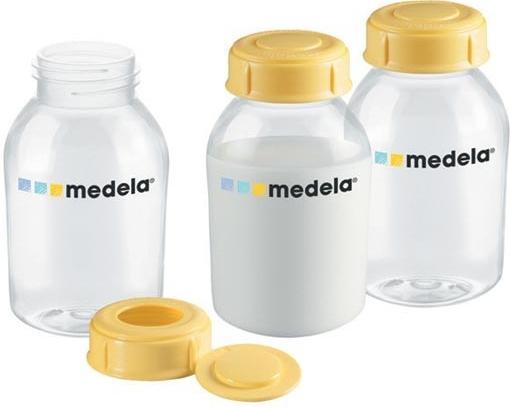 MEDELA Sada lahviček na uskladnění mléka 150ml 3ks