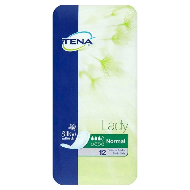 Inkontineční vložky TENA Lady Normal abs. 12ks