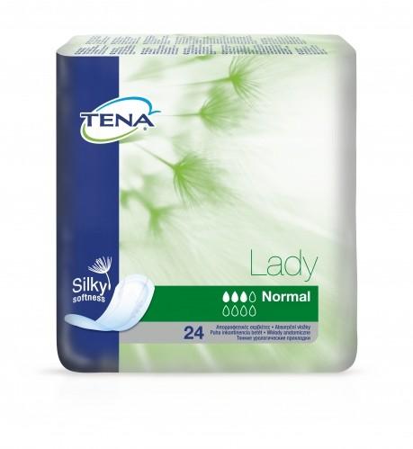 Inkontineční vložky TENA Lady Normal abs. 24 ks