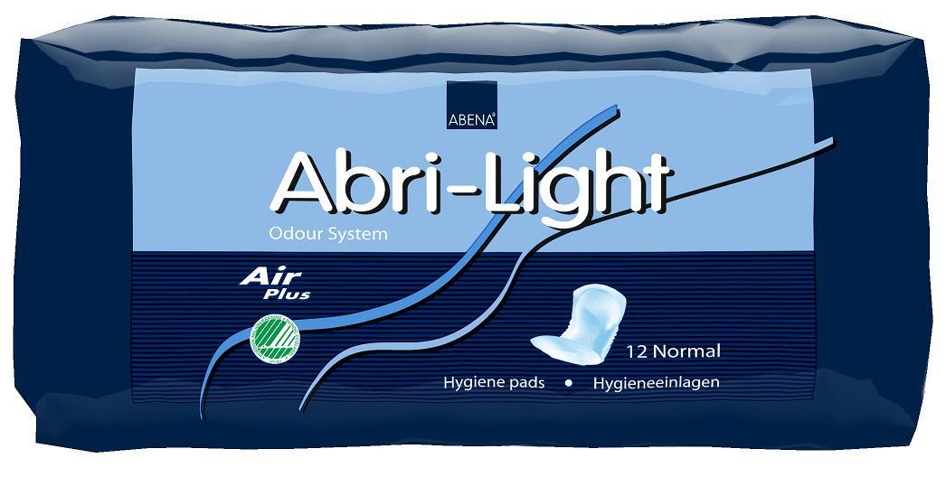 Inkontineční vložky ABRI LIGHT - NORMAL 12 ks