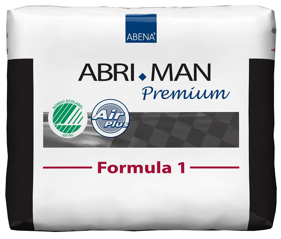 Inkontineční vložky ABRI MAN FORMULA 1 14 ks