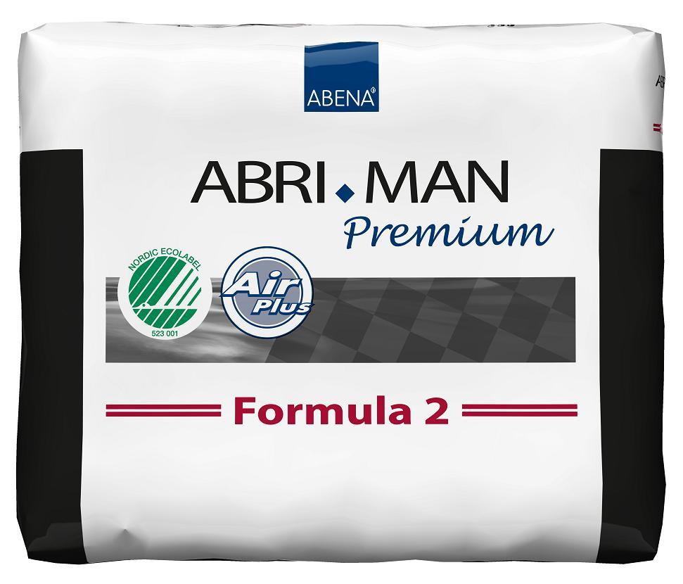 Inkontineční vložky ABRI MAN FORMULA 2 14 ks