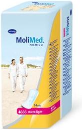 Inkontinenční vložky Molimed Premium Micro Light 14 ks