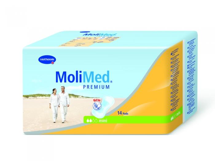 Inkontinenční vložky Molimed Premium Mini 14 ks
