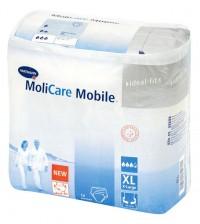 Navlékací kalhotky MoliCare Mobile Extra Large 14 ks