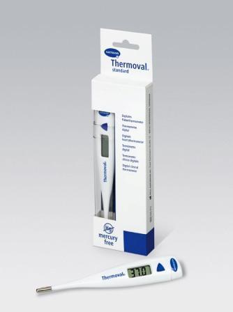 Teploměr digitální HARTMANN Thermoval Standard