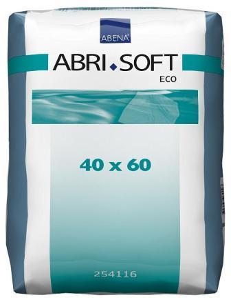 Inkontinenční podložky ABRI SOFT ECO 40x60 cm, 60 ks
