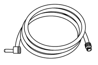 Prodlužovací hadička 1m - pro tlakoměr OMRON 907