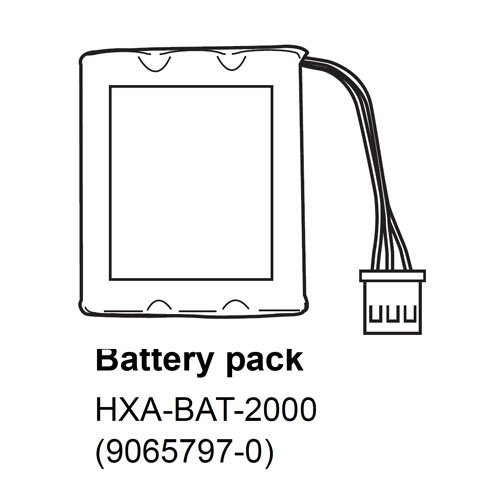 Bateriová sada pro tlakoměr OMRON 1300