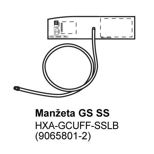 Manžeta GS-SS pro tlakoměry OMRON 1100 a 1300