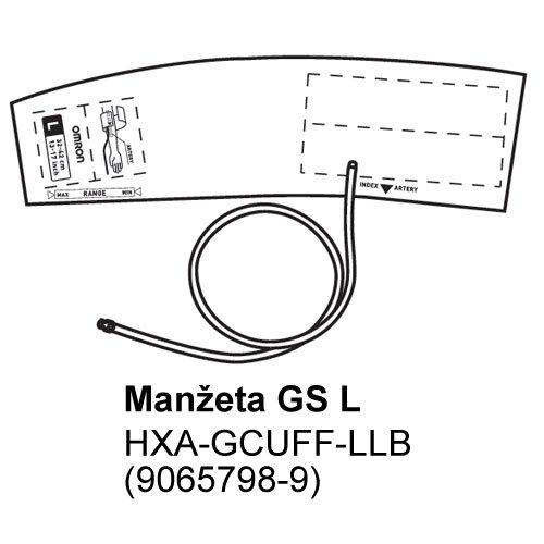 Manžeta GS-L pro tlakoměry OMRON 1100 a 1300