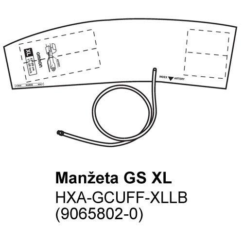 Manžeta GS-XL pro tlakoměry OMRON 1100 a 1300