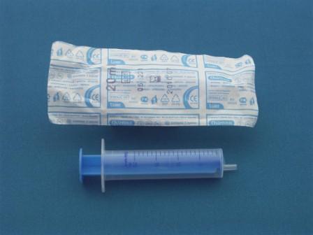 Injekční stříkačka 20ml Chirana Luer jednorázová 10ks