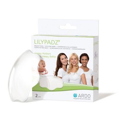 ARDO Silikonové vložky do podprsenky LilyPadz