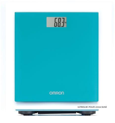 OMRON Osobní váha HN 289-EB tyrkysová