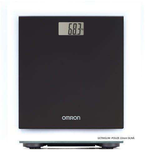 OMRON Osobní váha HN 289-EBK černá