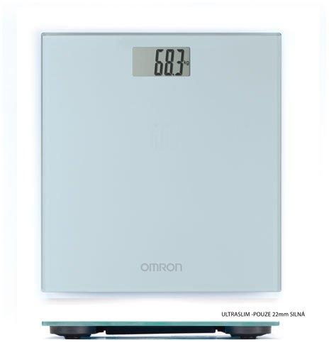 OMRON Osobní váha HN 289-ESL šedá