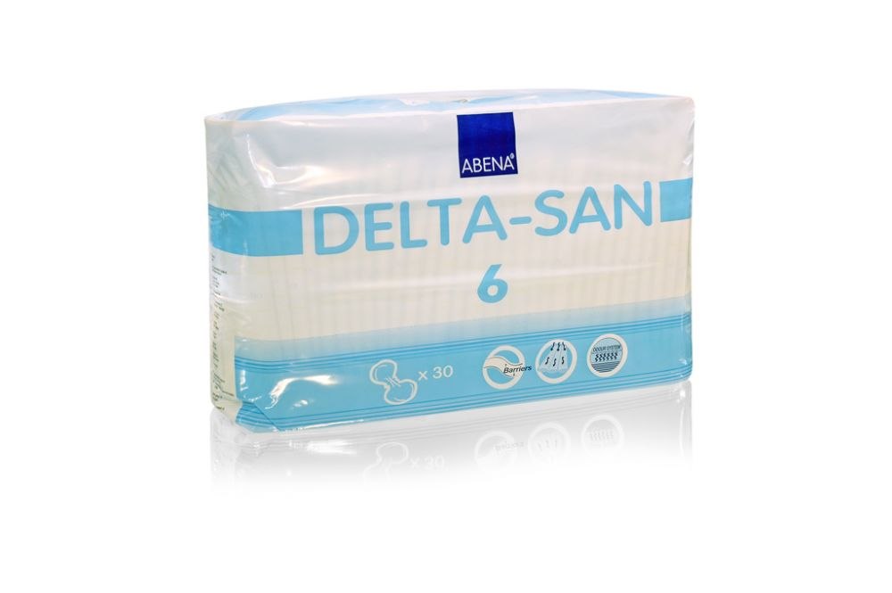 Inkontinenční pleny Abri Delta San No.6 30 ks