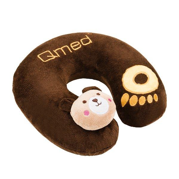 Límec cestovní Qmed pro děti - Travelling Pillow (líná pěna)