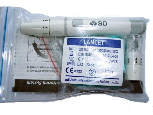 SD - Odběrové pero (autolanceta)