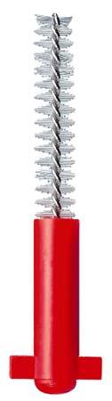 Kartáček mezizubní Curaprox CPS07 Prime - červený 5 ks