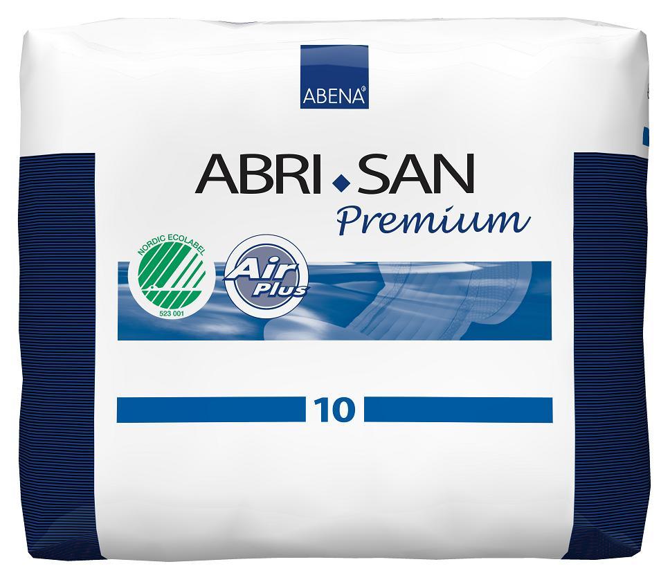 Inkontinenční pleny ABRI SAN AIR PLUS 10 21 ks