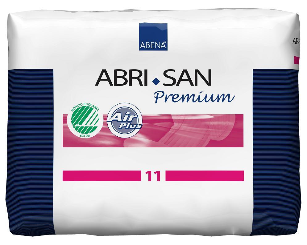Inkontinenční pleny ABRI SAN AIR PLUS 11 16 ks