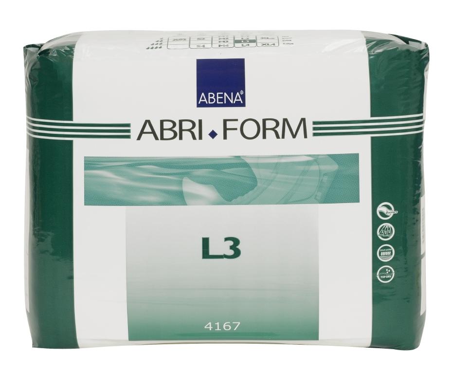 Plenkové kalhotky ABRI FORM L3 20 ks