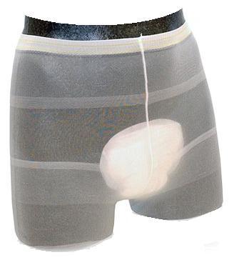 Punčochové fixační kalhotky ABRI - FIX PANTS MEDIUM 10 ks