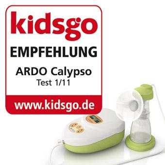Elektrická odsávačka mateřského mléka ARDO Calypso
