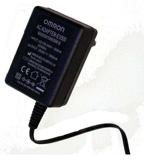 Síťový zdroj (adaptér) k tlakoměrům OMRON E 1000
