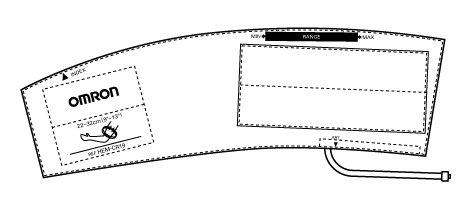 Manžeta CL pro tlakoměr OMRON 907